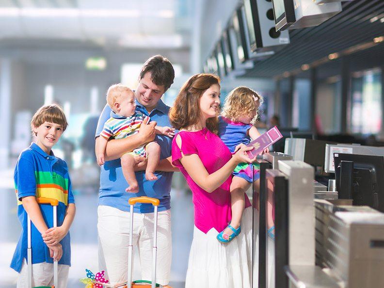 overseas family travel